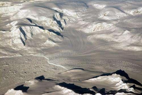 West Antarctic melt rate has tripled: UC Irvine-NASA