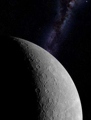 Mercury contracted more than prior estimates, evidence shows