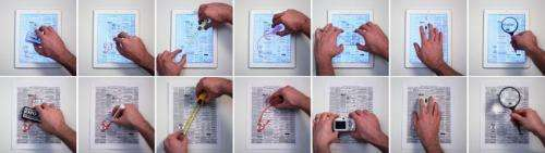 Carnegie Mellon group shows iPad skeuomorphism