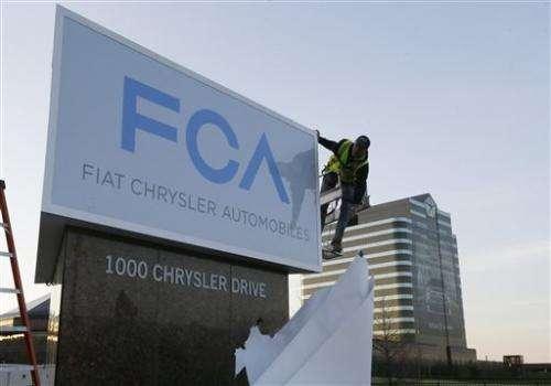Chrysler to drop Dodge minivan in wider revamp