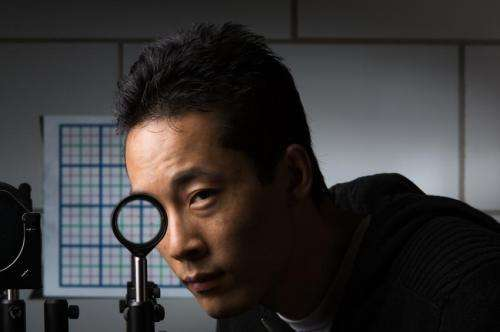 'Cloaking' device uses ordinary lenses to hide objects across continuous range of angles