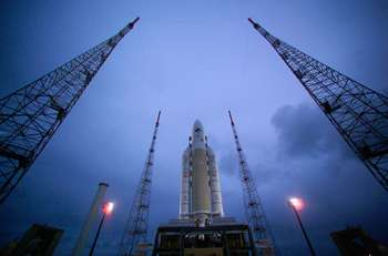 European Space Agency to reduce vibrations in future space rockets