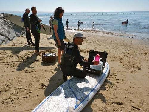 Fukushima radioactivity detected off North American West Coast