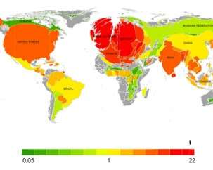 Global warming's biggest offenders
