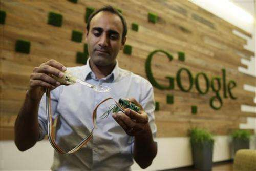 Google's latest: A spoon that steadies tremors