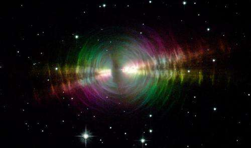 Image: Hubble captures the Egg Nebula