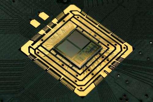 neuromorphic chip