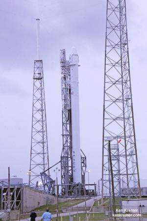 SpaceX Falcon 9 rocket to attempt daring ocean platform landing with next launch