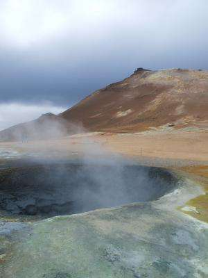 Why Iceland formed so differently from the gentle early Earth