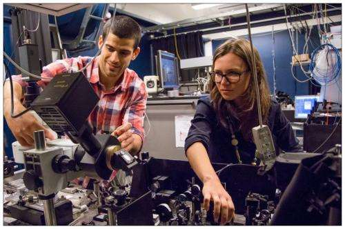 Breakthrough in light sources for new quantum technology