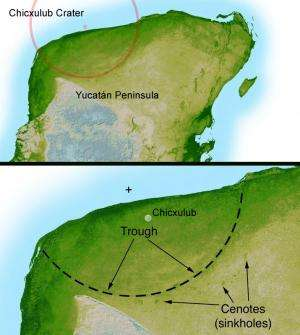 Researchers find proof of global cooling after Chicxulub asteroid impact