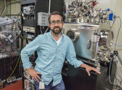Advanced light source sets microscopy record