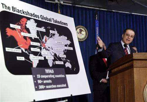FBI: BlackShades infected half-million computers (Update)