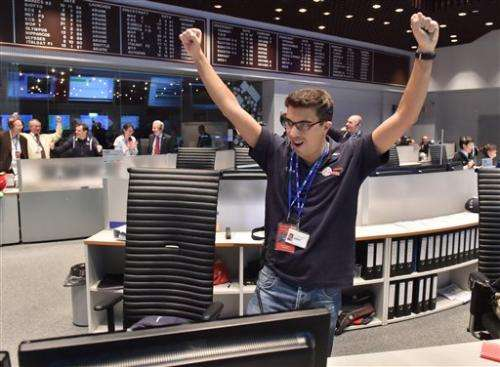 Five questions about the historic comet landing