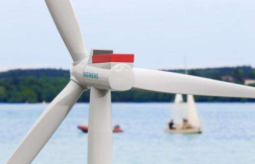 Optimizing how wind turbines work with machine learning