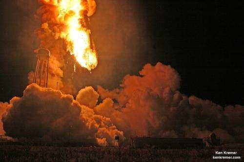 Orbital Sciences selects ULA's Atlas V to launch next Cygnus cargo ship to station