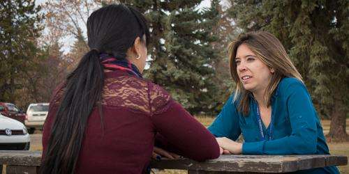 Students show value of occupational therapy in addiction treatment