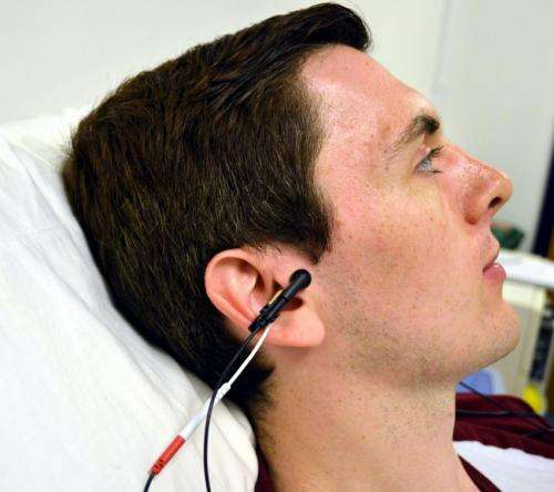 'Tickling' your ear could be good for your heart