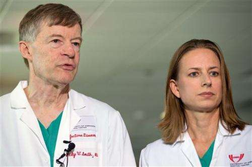 4th American with Ebola to be flown to US for care