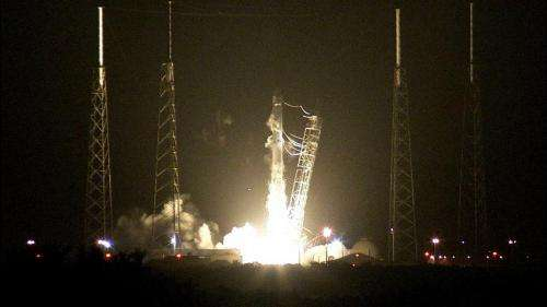 NASA launches RapidScat wind watcher to Space Station