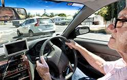 Study investigates age-related vision loss and driving performance