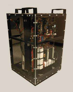 Team develops solar observatory for use on suborbital manned space missions