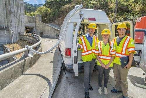 Air pollution down thanks to California's regulation of diesel trucks
