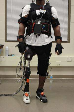 Researchers study impact of power prosthetic failures on amputees