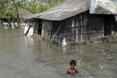 Climate change refugees are our responsibility