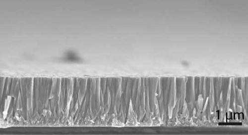 Environmentally friendly production method for transparent conductive films