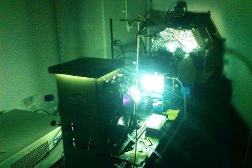 A molecular approach to solar power