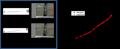 Analyzing the propulsion of a soft robotic fish