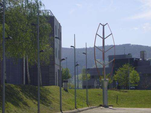 A new algorithm improves the efficiency of small wind turbines