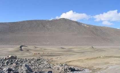 Antarctic lakes theory dries up