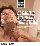 Anti-smoking campaign successful and cost-effective, CDC says