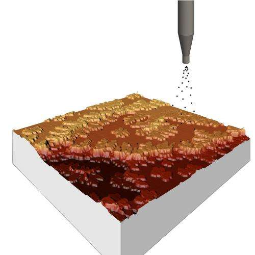 Argonne scientists are first to grow graphene on silver