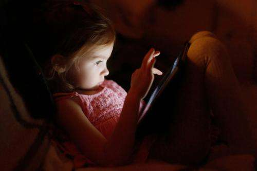 At what age should we put babies on a digital media diet?