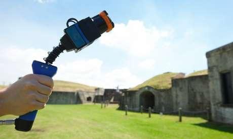Australian police get hand-held 3D crime scene laser scanner