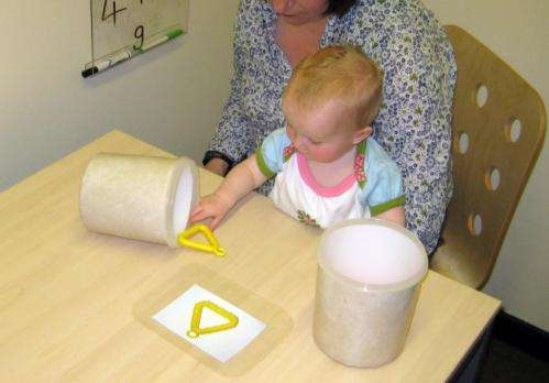 Babies recognize real-life objects from pictures as early as 9 months
