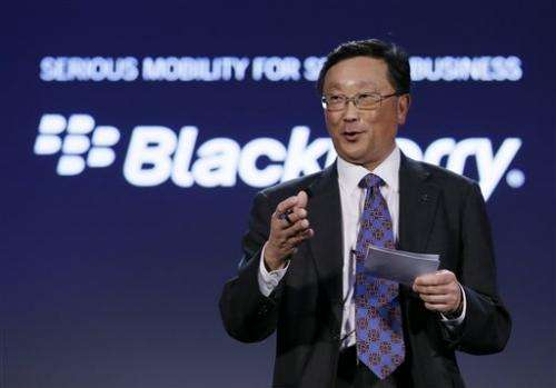 BlackBerry expanding its mobile-security arsenal