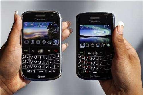 BlackBerry wins ruling against iPhone keyboard