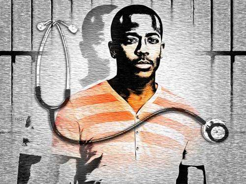 Black male incarceration can compromise research studies