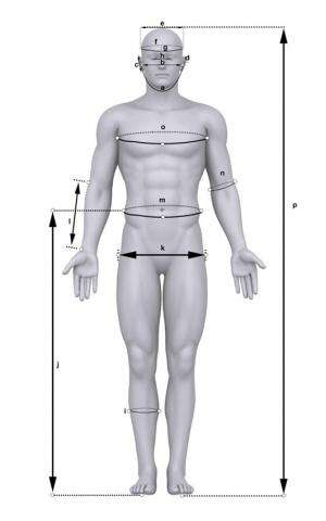 """""""Body recognition"""" compares with fingerprint ID"""
