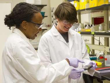 Building proteins to counteract cancer