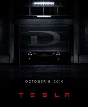 Tesla shares rev up after mystery tweet