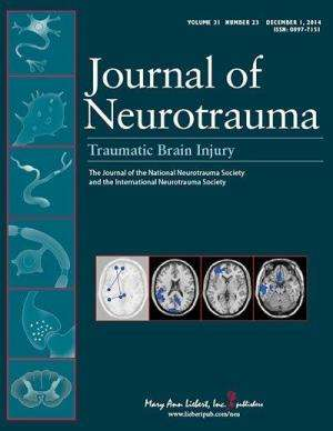 Can a biomarker in the blood predict head fracture after traumatic brain injury?