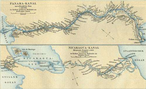 Canal carved through Nicaragua will destroy rainforests, communities andwildlife