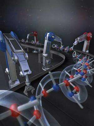 Chemists create 'assembly-line' for organic molecules