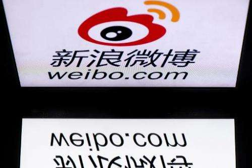 China's version of Twitter, Weibo, has effectively banned users from promoting the country's most popular messaging app WeChat o