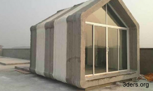 Chinese company prints parts for ten houses and builds them all in one day